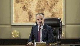Bursa Büyükşehir Belediye Başkanı Aktaş'ın Kovid-19 testi pozitif çıktı