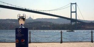 Şampiyonlar Ligi Kupası, İstanbul Boğazı'nda!