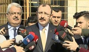 Yeni Ticaret Bakanı Mehmet Muş'tan ilk açıklama