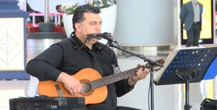 İstanbul Havalimanı'nda Ramazan coşkusu