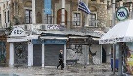 Yunanistan'da Kovid-19 tedbirleri kapsamında kapatılan restoran ve kafeler 3 Mayıs'ta tekrar açılacak