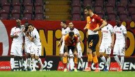 Galatasaray evinde 4 maçtır kazanamıyor