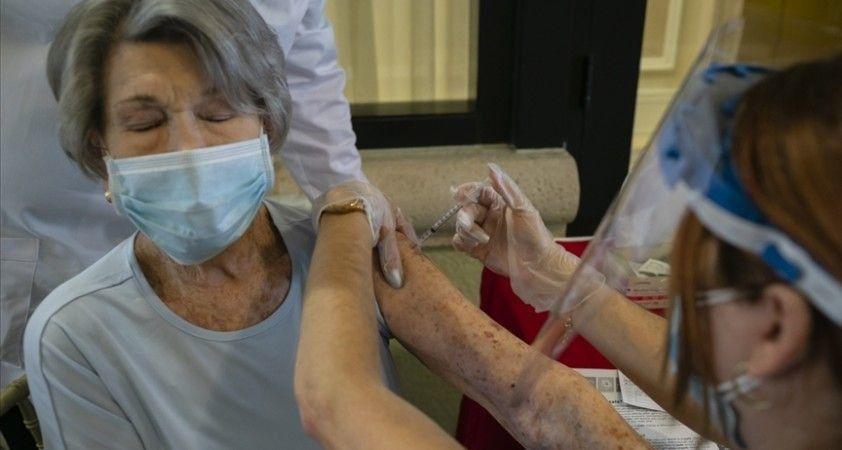 Biden'ın 'ilk 100 günde 200 milyon doz aşı' hedefine bu hafta içinde ulaşılacak