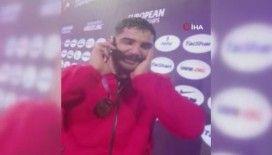 Cumhurbaşkanı Erdoğan, şampiyon Taha Akgül'ü aradı