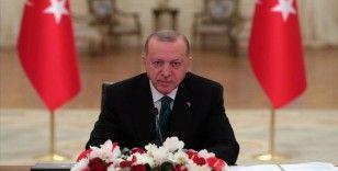 Cumhurbaşkanı Erdoğan: Sıfır Atık Projesi ile atıkların geri kazanım oranını 2035'te yüzde 60'a taşıyacağız