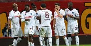 Trabzonspor son 8 maçtan 9 puan çıkardı