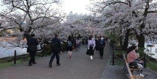 Japonya'da Tokyo dahil 4 bölgede Kovid-19 nedeniyle OHAL ilan edildi
