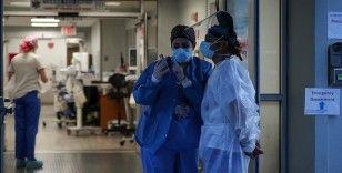 ABD'de Kovid-19 salgınında ölenlerin sayısı 570 bin 357'ye yükseldi