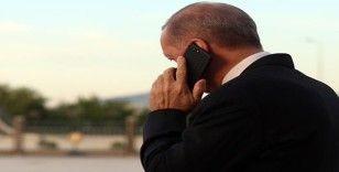 Cumhurbaşkanı Erdoğan ile ABD Başkanı Biden telefonda görüştü