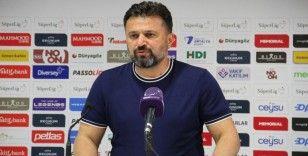 """Bülent Uygun: """"Sahada mücadele etmeye devam edeceğiz"""""""
