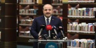 Sanayi ve Teknoloji Bakanı Mustafa Varank'tan ABD'ye sert tepki