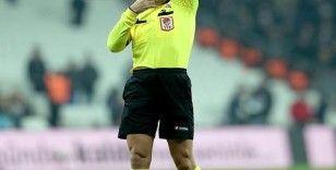 Süper Lig'in 37. haftasında yarın oynanacak maçların hakemleri açıklandı