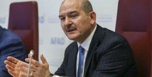 Bakan Soylu: 'Hem İHD hem HDP, millet ve tarih karşıtlığında birlikteler'