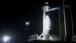 SpaceX'in 4 astronotu taşıyan Crew Dragon uzay aracı ISS'e ulaştı