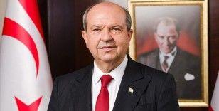 KKTC Cumhurbaşkanı Tatar: Türkiye büyük bir ülkedir, bu ülkenin garantörüdür, anavatanıdır