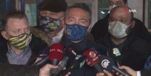 """Başkan Ali Koç: """"Biz işimize bakacağız, sahanın içinde olacağız"""""""