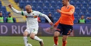 Süper Lig: Medipol Başakşehir: 0 - Aytemiz Alanyaspor: 0 (Maç sonucu)
