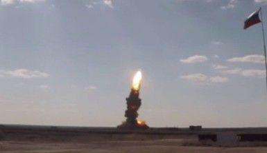 Rusya adını açıklamadığı hava savunma sistemini test etti