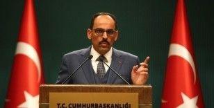 Sözcü Kalın, Hindistan Başbakanının Ulusal Güvenlik Danışmanı ile görüştü