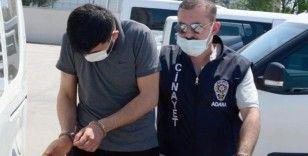 Kazayla arkadaşını öldüren zanlı tutuklandı