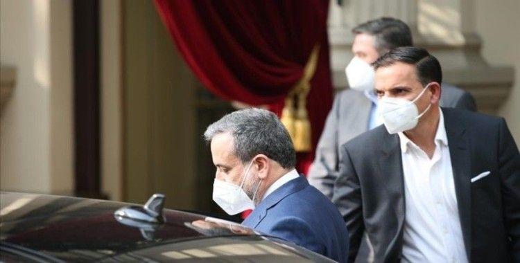 İran nükleer anlaşması görüşmeleri Viyana'da sürüyor