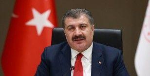 Türkiye'de son 24 saatte koronavirüsten 346 kişi hayatını kaybetti, 43 bin 301 kişinin testi pozitif çıktı