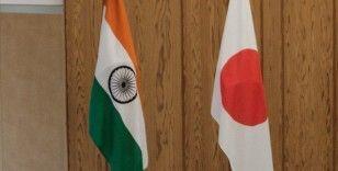 Japonya ve Hindistan 'Serbest ve Açık Hint-Pasifik' vizyonu için yakın iş birliği yapacak