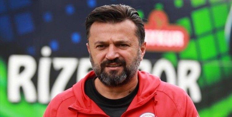 Bülent Uygun Beşiktaş maçını değerlendirdi: İnşallah kazanan taraf olarak taraftarımızı mutlu etmek istiyoruz