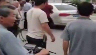 Çin'de anaokulunda bıçaklı saldırı