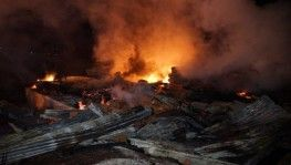 Kastamonu'da feci yangın, 2 ölü, 1 yaralı