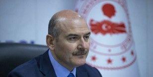 Soylu: Bugün İstanbul polisi çok büyük bir katliamı önledi