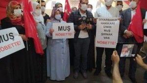 Diyarbakır'dan Muş'a evlat desteği