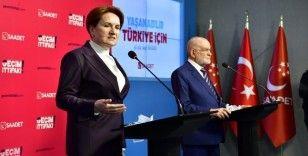 """Akşener'den HDP'ye 'soykırım' tepkisi: """"Lanet olsun bunu diyenlere"""""""