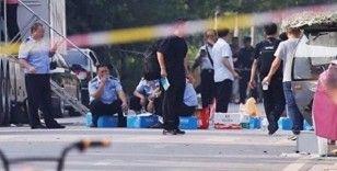 Çin'de anaokulunda bıçaklı saldırı: 18 yaralı