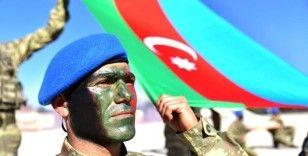 Azerbaycan askerlerinin Isparta'daki komando eğitimleri tamamlandı
