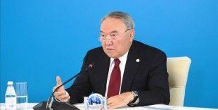 Kazakistan'ın Kurucu Cumhurbaşkanı Nazarbayev, Kazakistan Halk Asamblesi Başkanlığından çekildiğini duyurdu