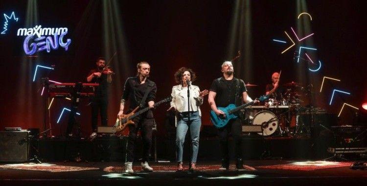 Fatma Turgut Konseri İş Sanat'ın sosyal medya kanalında