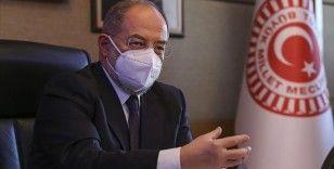 TBMM Sağlık Komisyonu Başkanı Akdağ, Kovid-19 aşısı olan milletvekillerine 'maske' uyarısı yaptı