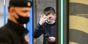 'Rusya'da vaka sayısındaki azalmanın hızı düştü'