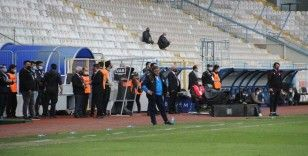 Süper Lig: BB Erzurumspor: 1 - Başakşehir: 2 (Maç sonucu)