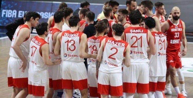 12 Dev Adam'ın FIBA 2022 Avrupa Şampiyonası'ndaki rakipleri belli oldu