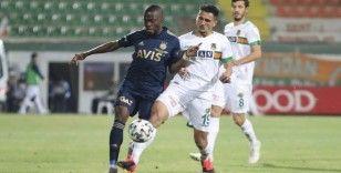 Süper Lig: Alanyaspor: 0 - Fenerbahçe: 0 (Maç sonucu)