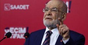 Saadet Partisi Genel Başkanı Temel Karamollaoğlu, gündemi değerlendirdi