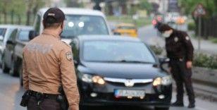 Yalova'da 17 günlük tam kapanmanın ilk dakikalarında ceza kesildi