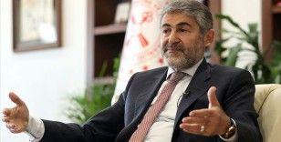 Hazine ve Maliye Bakan Yardımcısı Nebati, Merkez Bankasına yönelik rezerv tartışmalarını değerlendirdi