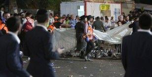 İsrail'de 45 kişinin öldüğü izdihamda polis ve yetkililere 'ihmal' suçlaması