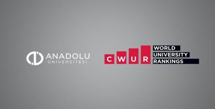 Anadolu Üniversitesi en iyiler arasında yerini aldı