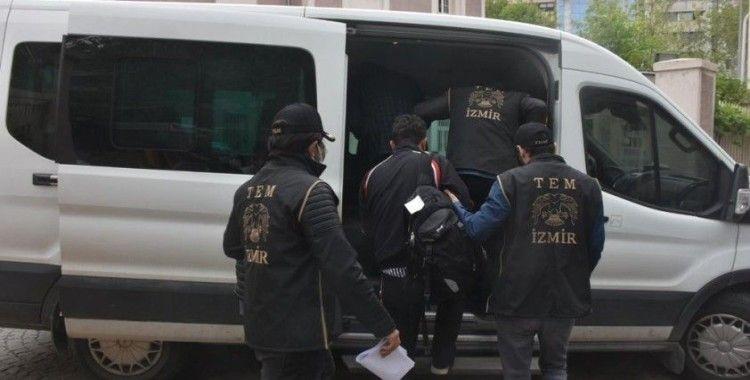 İzmir ve İstanbul merkezli FETÖ operasyonunda 127 tutuklama