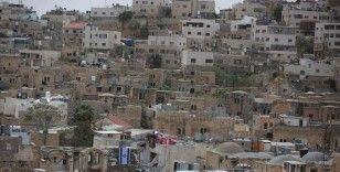 TİKA, El Halil kentindeki Harem-i İbrahim Camisi'nin çevresinde yer alan tarihi evleri restore ediyor