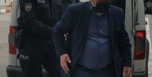 İstanbul'dan otobüsle geldiği Samsun'da gözaltına alındı
